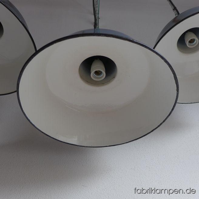 la127 alte blaue industrielampen fabriklampen. Black Bedroom Furniture Sets. Home Design Ideas