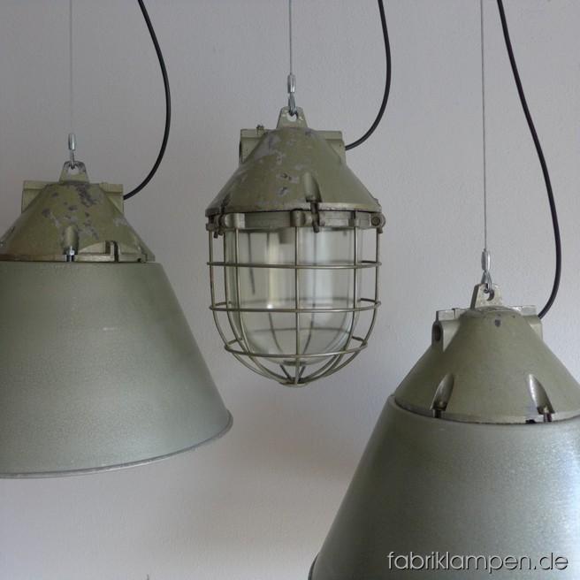 la67 3 in 1 industrieleuchten fabriklampen. Black Bedroom Furniture Sets. Home Design Ideas