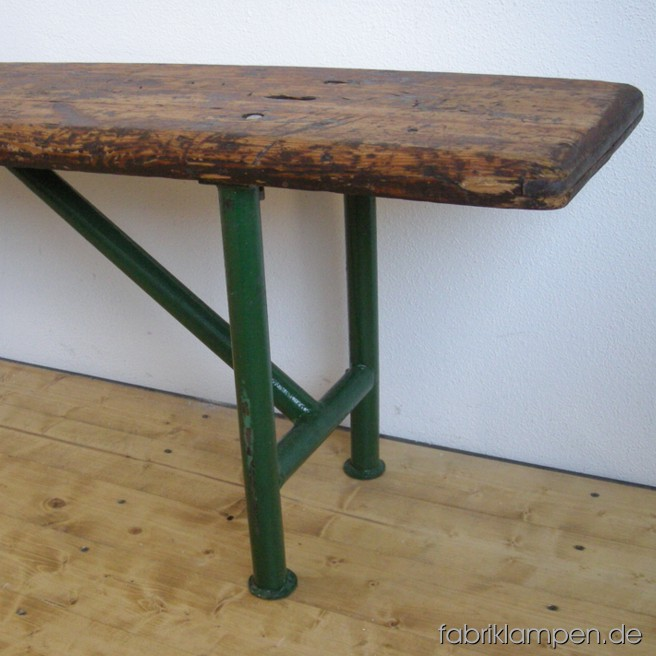 Mo20 Industrial Benches Fabriklampen
