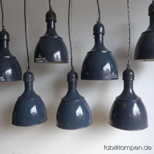 La150 Alte Industrielampen Fabriklampen
