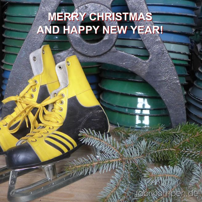 We wish our visitors Merry Christmas and Happy New Year!